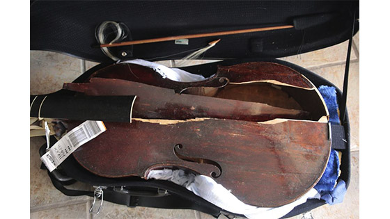 Is It Possible to Prevent Instrument Destruction on Airlines?
