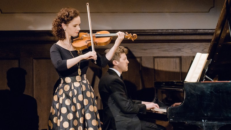 Violinist Hilary Hahn Gets Creative with Her 'Retrospective'