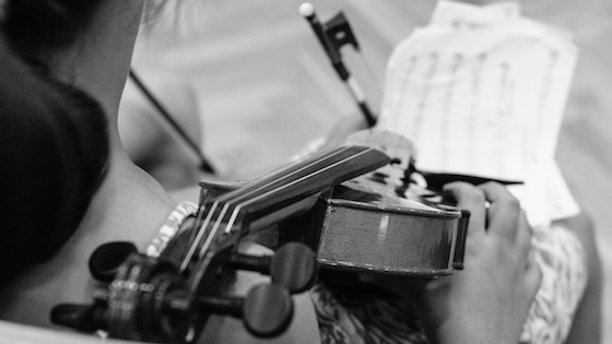 V.com weekend vote: Have you ever been bullied or teased for playing the violin or other instrument?