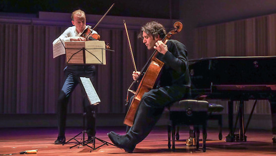 Music Beyond Borders: Storioni Chamber Music Festival 2018