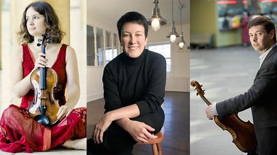 2018 Grammys Awarded to Jennifer Higdon's Viola Concerto with Roberto Díaz; Patricia Kopatchinskaja