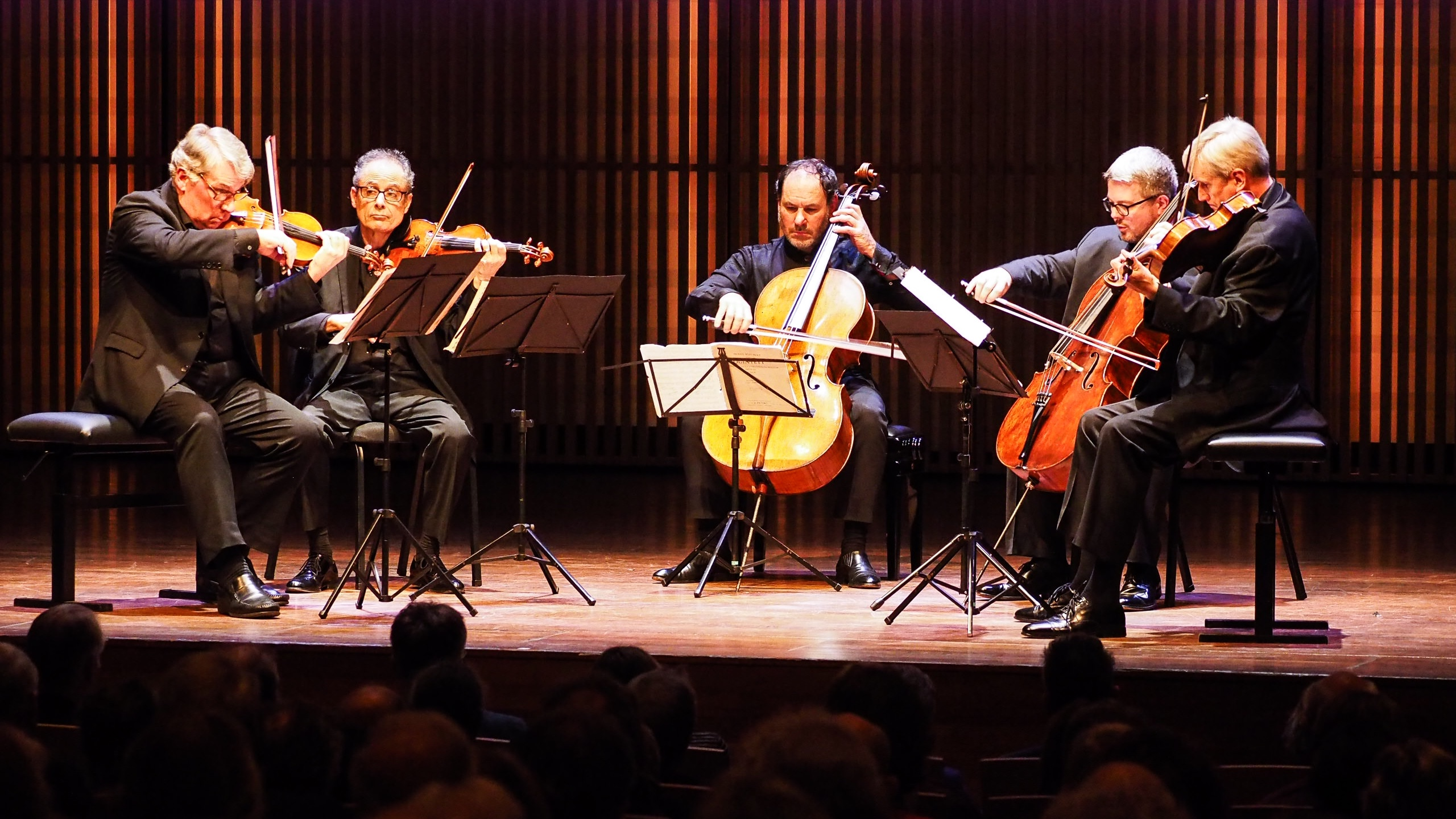 String Quartet Biennale Amsterdam (SQBA) opens with charisma and color