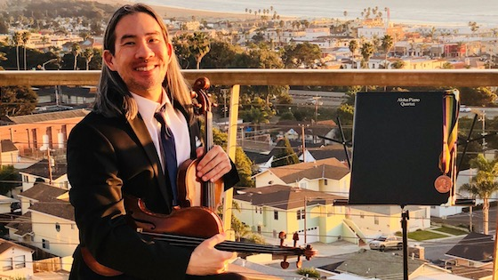 The Neurosurgeon and His Violin: Dr. David John Yeh's Unique Journey