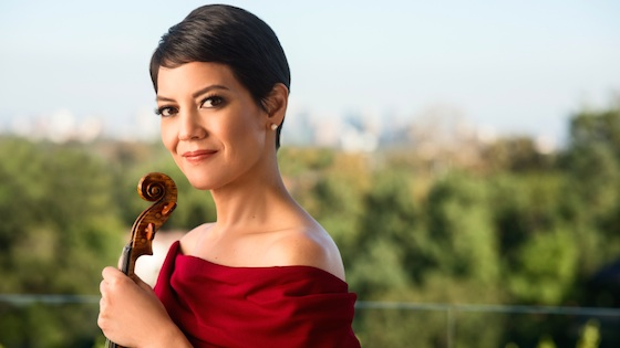The Week in Reviews, Op. 217: Anne Akiko Meyers; Sergei Dogadin; Itzhak Perlman; Joshua Bell