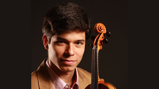 Interview with Violinist Rubén Rengel, Winner of 2018 Sphinx Competition