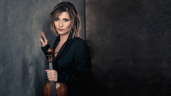 For the Record, Op. 45: Lisa Batiashvili's Visions of Prokofiev; Cellist Kian Soltani