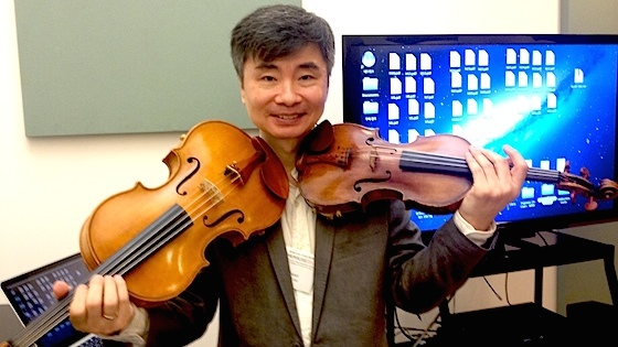 V.com weekend vote: Do you play the viola?