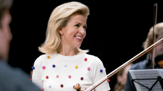 The Week in Reviews, Op. 221: Anne-Sophie Mutter; Leonidas Kavakos; James Ehnes; Stefan Milenkovich