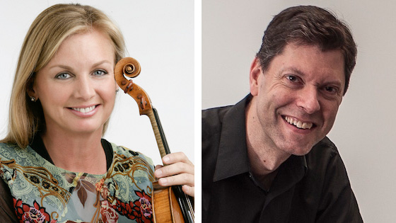Interview with Margaret Batjer: Premiering Pierre Jalbert's New Violin Concerto in LA