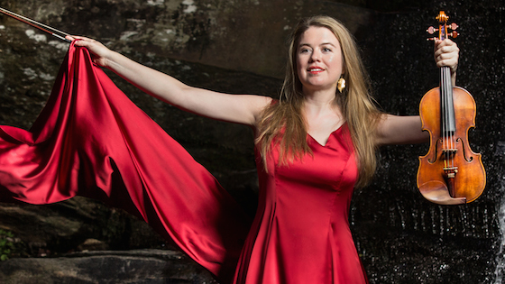 The Week in Reviews, Op. 222: Lara St. John, Janine Jansen, Erin Keefe