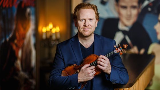 Daniel Hope Named Director of New Century Chamber Orchestra