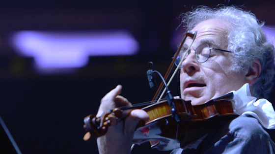 Review: 'Itzhak' the Film