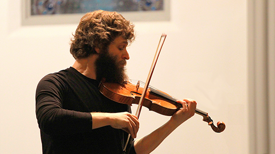 Johnny Gandelsman at Big Ears: Bach Comes to Appalachia