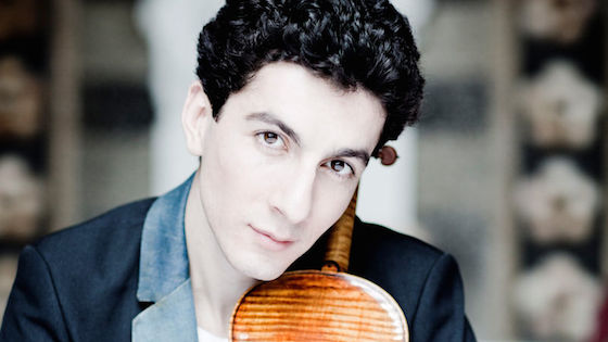 The Week in Reviews, Op. 225: Sergey Khachatryan; Jennifer Koh; Tessa Lark