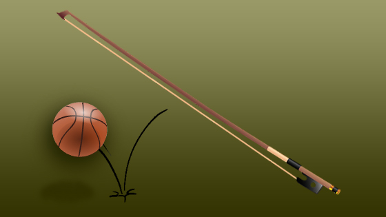 ricochet bow basketball