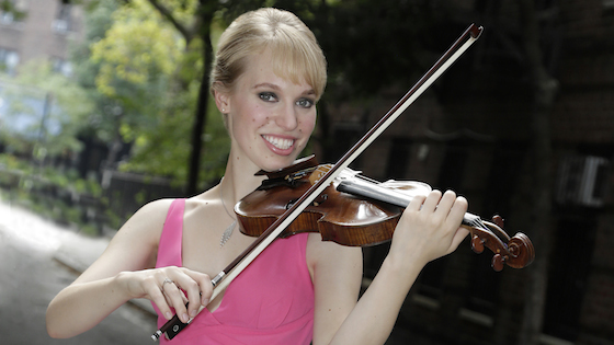 The Week in Reviews, Op. 229: Robyn Bollinger; Simone Lamsma; Nicola Benedetti