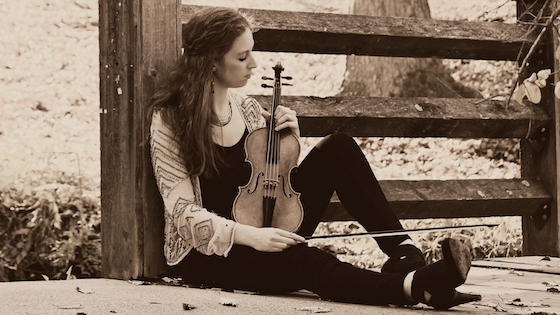 For the Record, Op. 56: Augusta McKay Lodge rare violin solo works; Roman Simovic Paganini; Trio Karénine