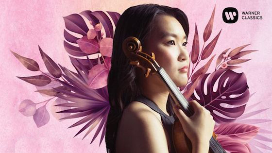 For the Record, Op. 57: Violinist Ayana Tsuji; Cellist Amit Peled; Brook Street Band