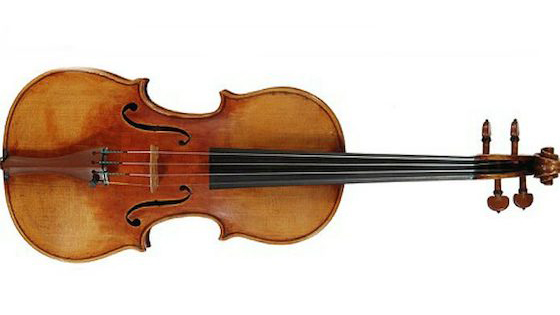 Violin missing in Jacksonville, Fla.: 2016 Douglas C. Cox Stradivarius copy