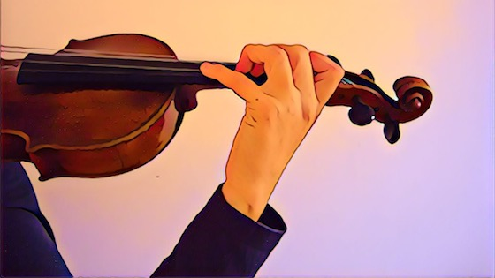 Turning Spaghetti Fingers Into Strong Violinist Fingers