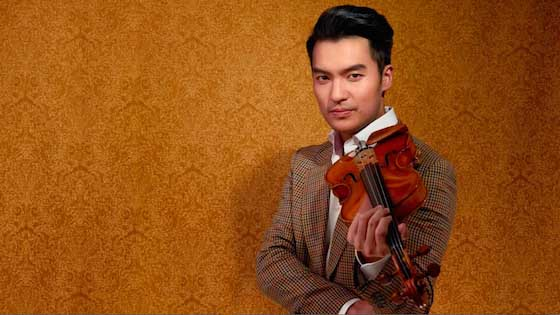 For the Record, Op. 58: Ray Chen's 'Golden Age,' Caroline Goulding's Korngold & Mozart; Thomas Bowes' Bach