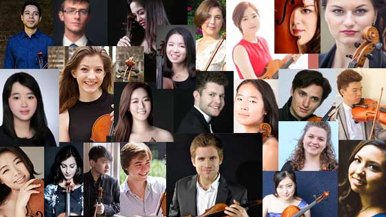 Primrose International Viola Competition and American Viola Society Festival 2018 To Take Place This Week in Los Angeles