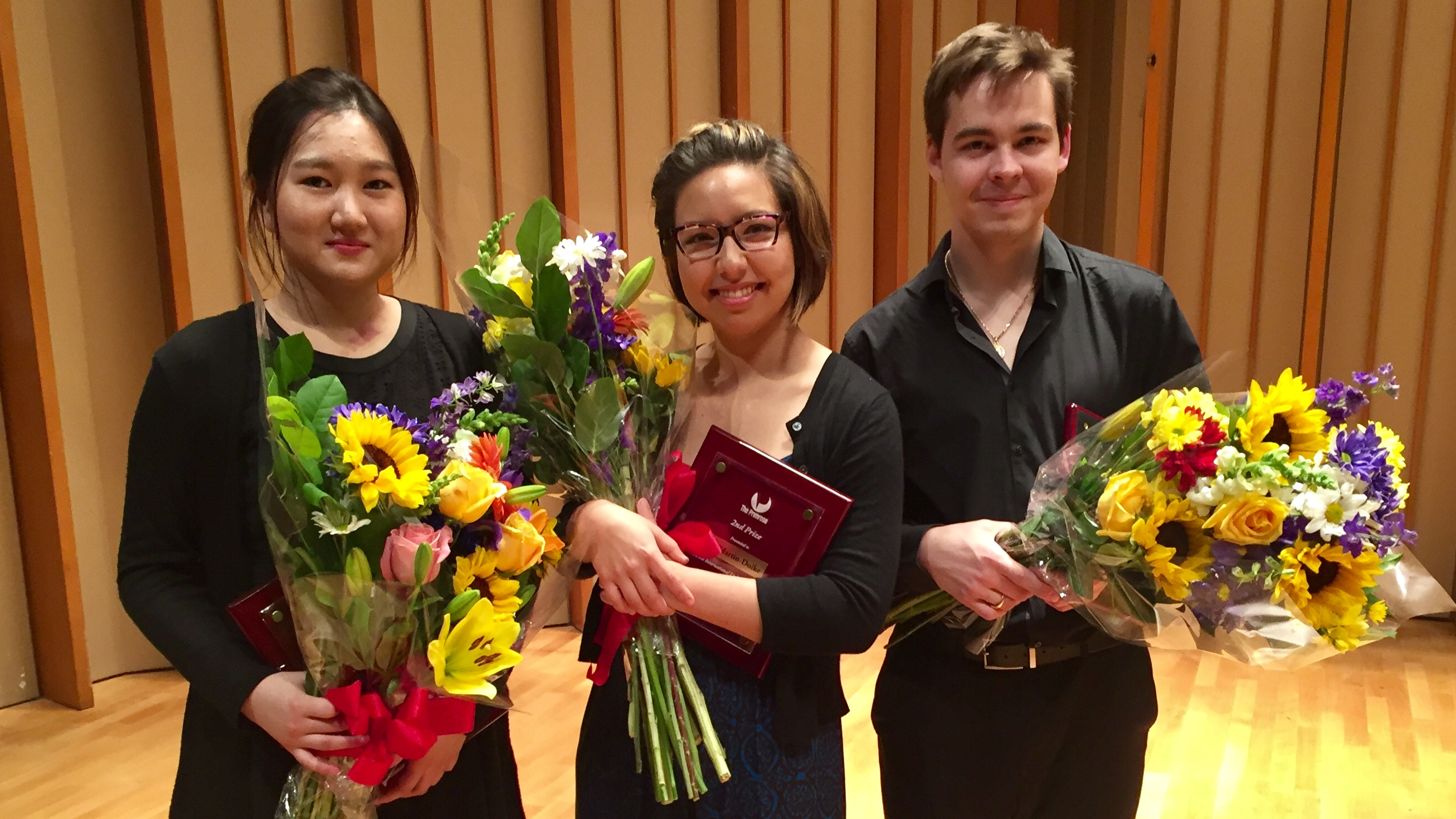 Hae-Sue Lee Wins First Prize in the 2018 Primrose International Viola Competition