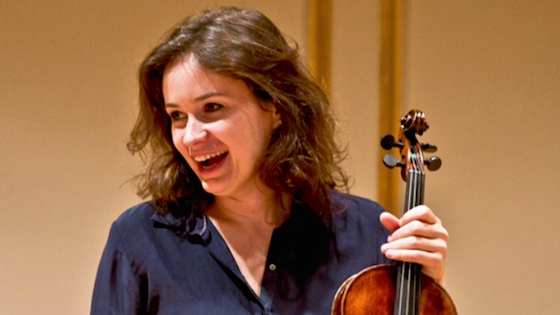 The Week in Reviews, Op. 235: Patricia Kopatchinskaja; William Hagen; Primrose Viola Competition Finalists border=0 align=