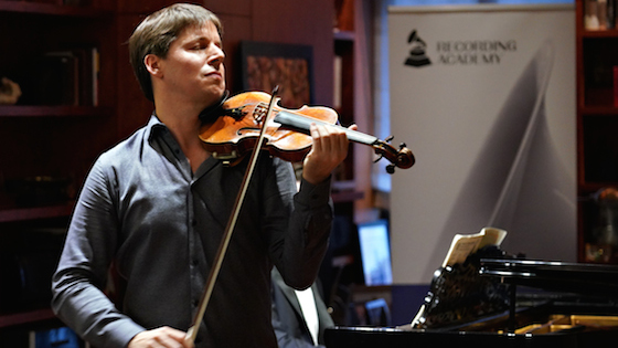 For the Record, Op. 60: Joshua Bell's 'Scottish Fantasy'; Jonah Sirota's 'Strong Sad'; Duo Odéon's Antheil works