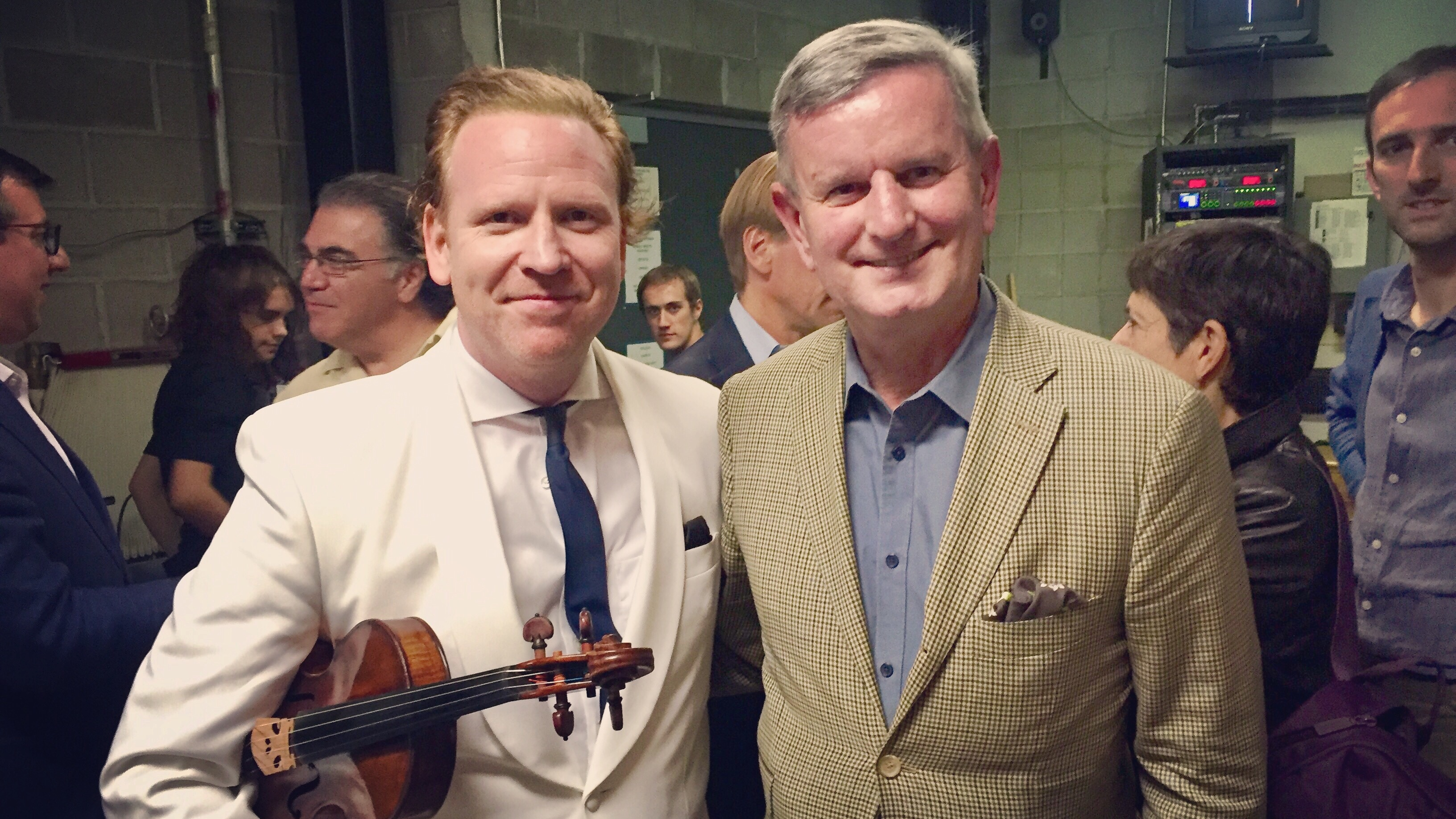 Review: Daniel Hope Performs Fletcher Violin Concerto with Aspen Chamber Orchestra