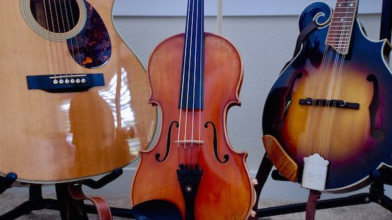 The Well Aging Fiddler: Fully Committed to the Violin in My Late 60s
