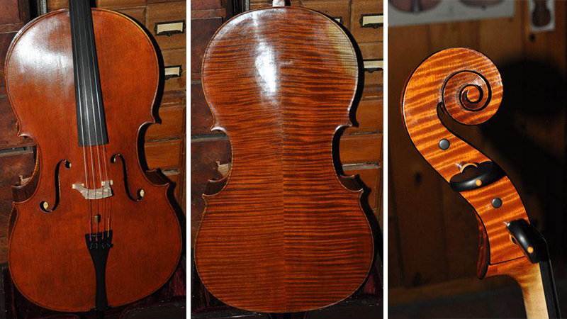 Mario Miralles cello