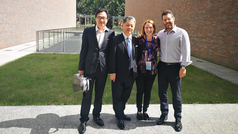 Shanghai Competition 2018: Semi-Finals Day 1 with Shanghai String Quartet