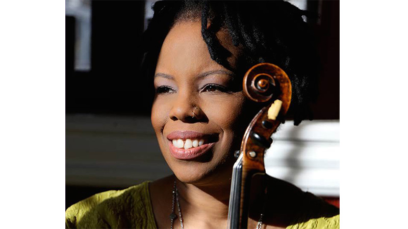 Regina Carter, Jazz Violinist: In Her Own Words - Creative Strings Podcast Ep. 32