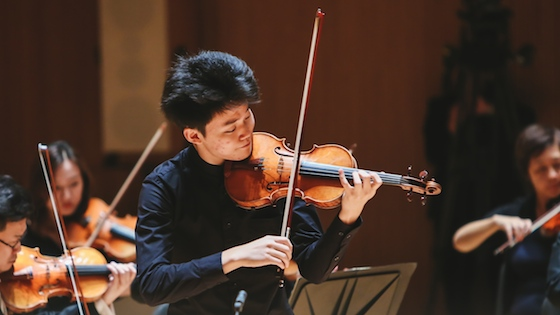 Shanghai Competition 2018 Semi-Finals: Second Day of Mozart Concertos