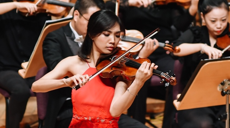 Review: Shanghai Competition Day 1 Finals: Nancy Zhou and Yun Tang