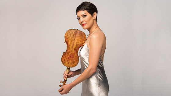For the Record, Op. 63: Anne Akiko Meyers; Anne-Sophie Mutter; Tesla Quartet; Quatuor Debussy; Gaelynn Lea