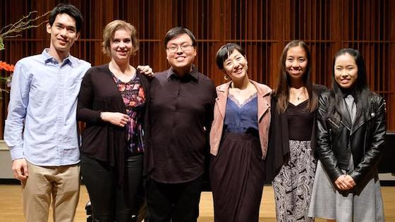 Finalists Named in the 2018 International Violin Competition of Indianapolis