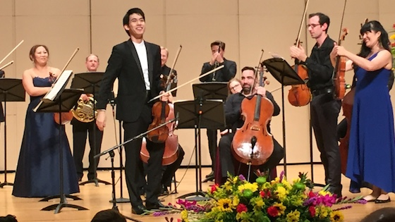 REVIEW: Indianapolis Competition Classical Concerto Finals Day 1: Mozart with No Conductor
