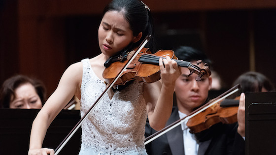 REVIEW: Indianapolis Competition Finals: Richard Lin; Risa Hokamura and Ioana Cristina Goicea