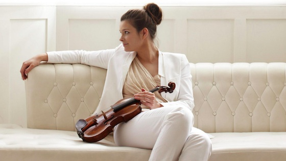 The Week in Reviews, Op. 239: Janine Jansen; Lisa Batiashvili; Augustin Hadelich