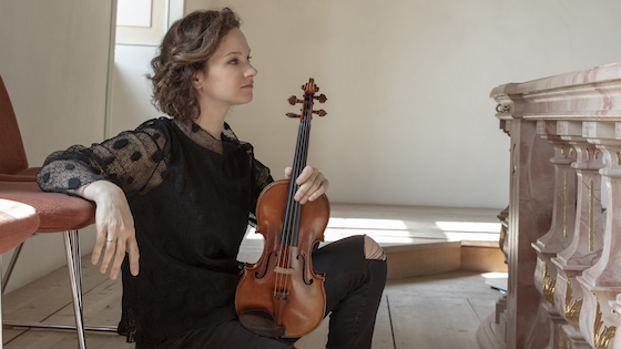 Review: Hilary Hahn Plays Bach Double and more with LA Chamber Orchestra