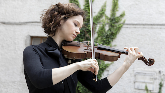 Interview with Hilary Hahn: New Bach Sonatas and Partitas Recording Completes the Cycle