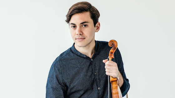 The Week in Reviews, Op. 241: Benjamin Beilman; Leila Josefowicz; Julian Rachlin