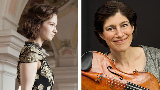 For the Record, Op. 66: Hilary Hahn's Bach S&Ps; Kim Kashkashian's Bach Suites; Renaud Capucon's 'Cinema'