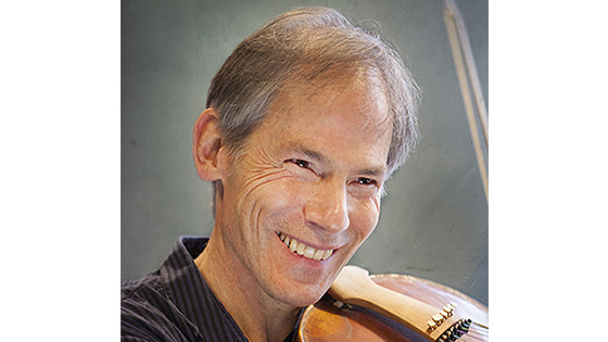 Interview with Violist-Composer Garth Knox: Viola Spaces and Violin Spaces