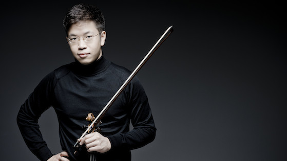 The Week in Reviews, Op. 242: Paul Huang, Ray Chen, Giora Schmidt