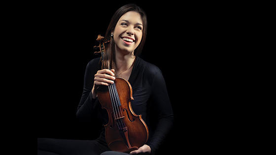 Tessa Lark Receives c. 1600 G.P. Maggini Violin Loan Through the Stradivari Society