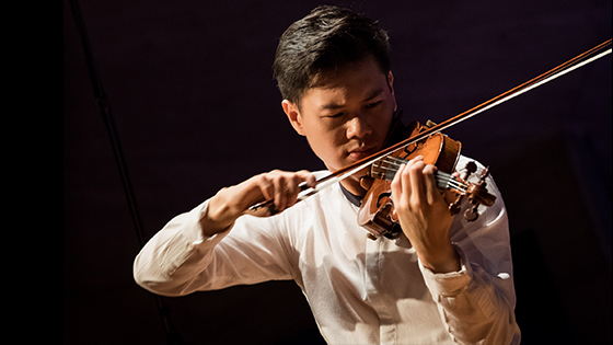 Timothy Chooi of Canada Wins 2018 Joseph Joachim International Violin Competition Hannover