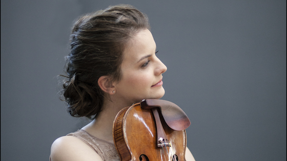 The Week in Reviews, Op. 246: Veronika Eberle; Karen Gomyo; Itzhak Perlman